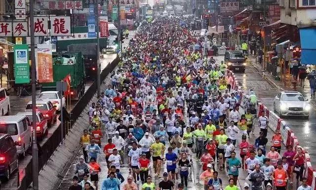 2021年香港马拉松赛将于1月24日举行 今年比赛取消