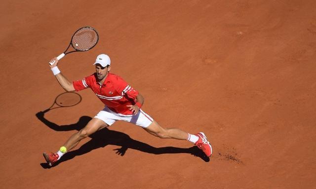 0-2到3-2!德约科维奇逆转西西帕斯 二夺法网冠军