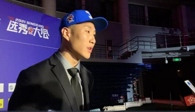 黎璋霖:感谢中南大学培养 感谢山西队给的机会
