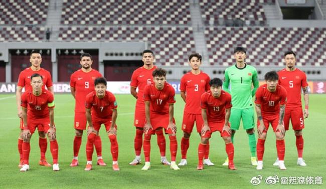 记者:国足或将邀请阿联酋、叙利亚等队热身