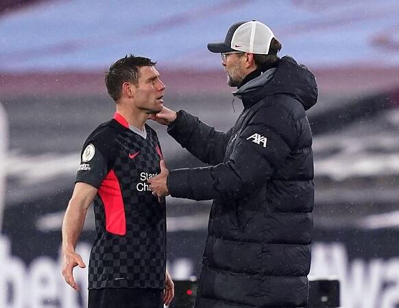 利物浦副队长不满被换下?克洛普赛后宣布内幕