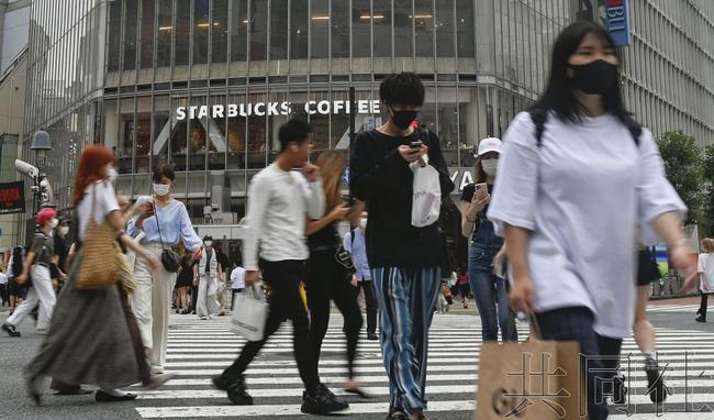 东京新冠感染者新增286人 最近7天日均新增195.4人