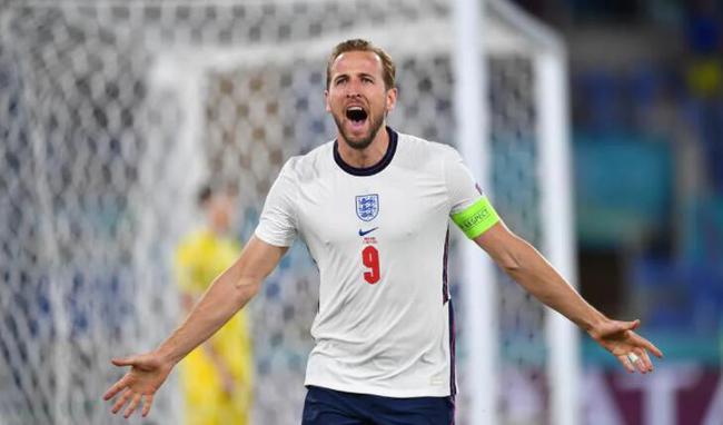 欧洲杯-凯恩双响 马奎尔破门 英格兰4-0胜乌克兰