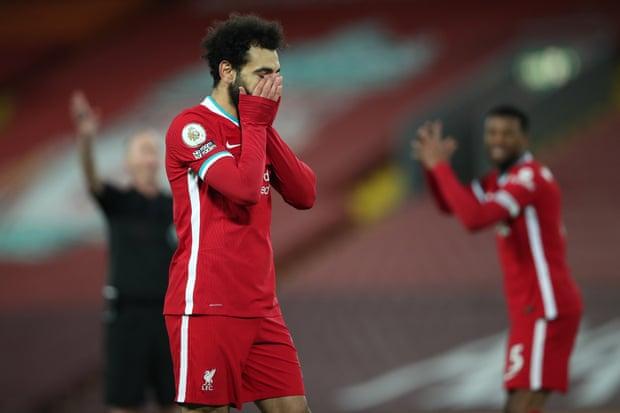 利物浦主场败北,近5轮不敌中国