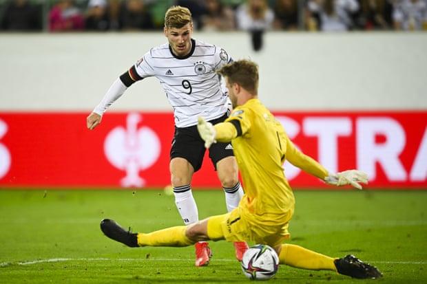 世预赛-维尔纳萨内进球穆夏拉助攻 德国2比0列支敦士登客胜!