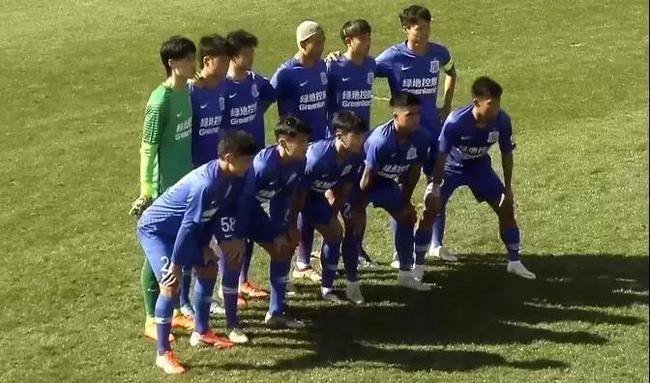 U19足协杯-周俊辰梅开二度 申花2-1一方摘得冠军
