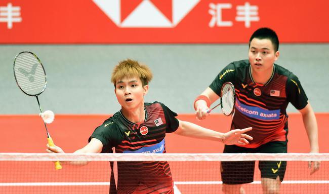 谢定峰欣喜林培雷执教大马男双期待拿巡回赛冠军