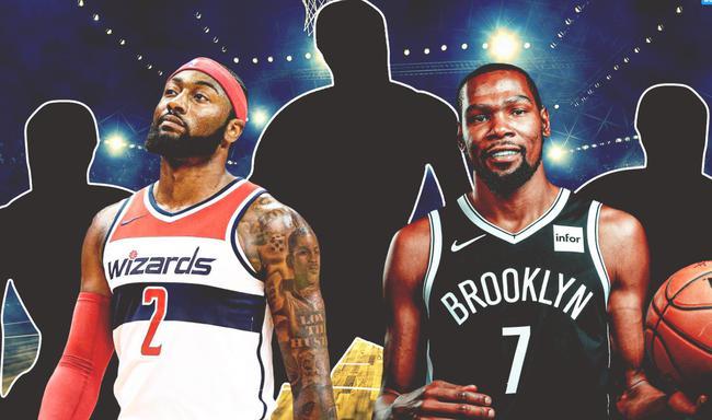 下賽季有望觸底反彈的五人:火箭兩將上榜,KD被眾人看好!-籃球圈