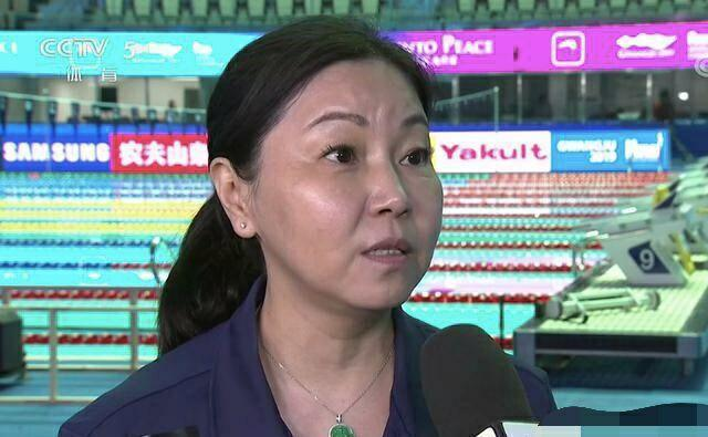 """争取国际舞台""""话语权""""周继红将竞选FINA副主席"""