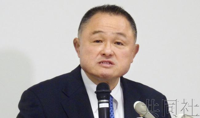 日本奥委会(JOC)主席山下泰裕