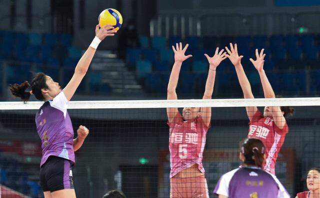 女排超级联赛决出六强 浙江、北京无缘晋级