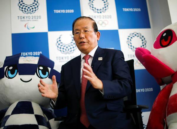官员:东京奥运可以成为瘟疫期间举办奥运的典范