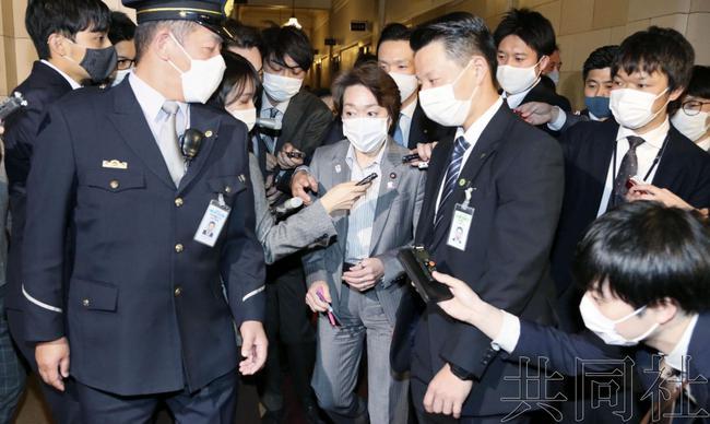 东京奥组委拟请桥本担任主席 本人表露为难之意