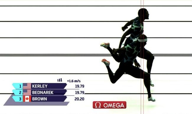 双雄争霸男200米0.005秒分高下 亚军缔造不凡成绩诚信在线
