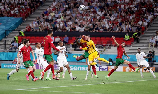 死亡半区!法意西葡比克齐聚上半区 英德谁赢谁进决赛?