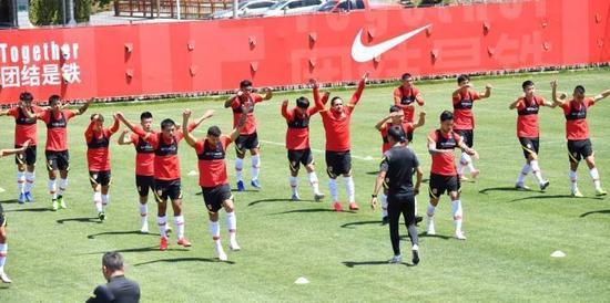 中超不必着急7月开赛  国足可在联赛期间安排集训插图
