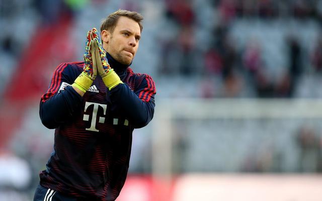 诺伊尔:拜仁完全控制住了比赛 球队防守很出色