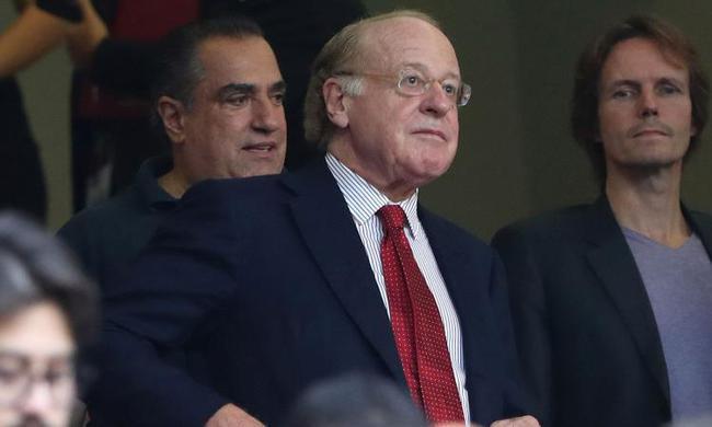 针对李哥?欧足联将重启AC米兰财政公平审理