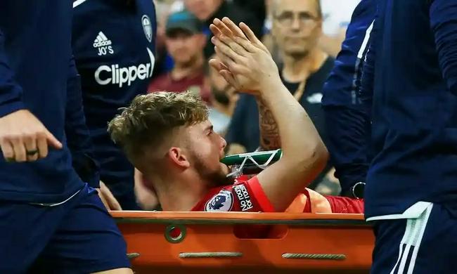 利物浦重伤小将:我被爱和支持淹没 简直不知所措
