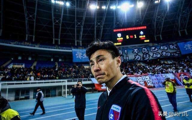 李玮锋:足协目前没让我们退出 球员劝我别焦虑