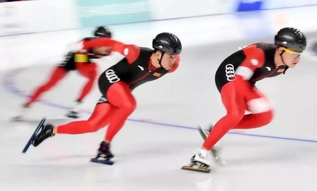 速度滑冰直通國際比賽選拔賽開賽