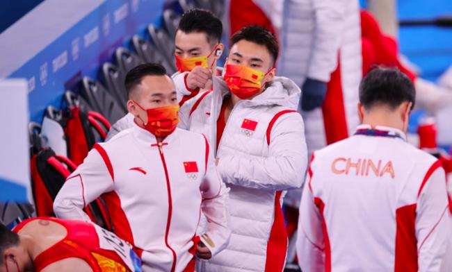 体操男团决赛中国队名单:肖若腾孙炜战全部六项
