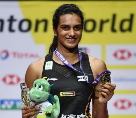 辛杜向往奥运会金牌 期望为印度羽毛球完成打破
