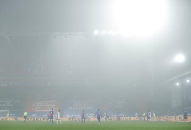 下半场雾气渐浓