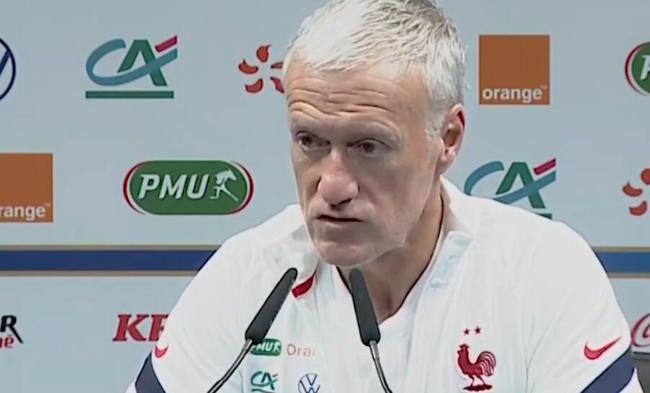 德尚:曼联对博格巴影响消极 法国队也受拖累