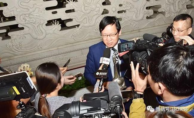 中国国际象棋队总教练叶江川