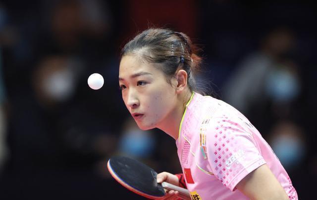 奥运模拟赛南阳站 刘诗雯孙颖莎晋级朱雨玲遭淘汰