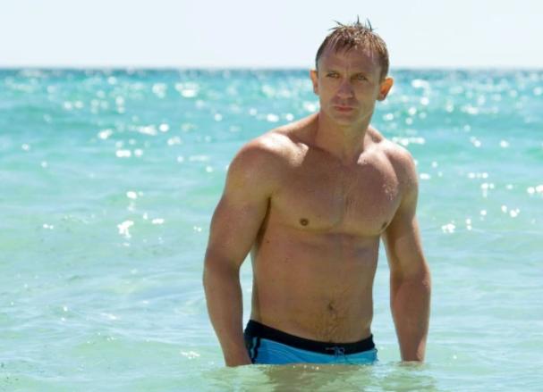 007主演克雷格:克洛普能够成为优秀的007扮演者!