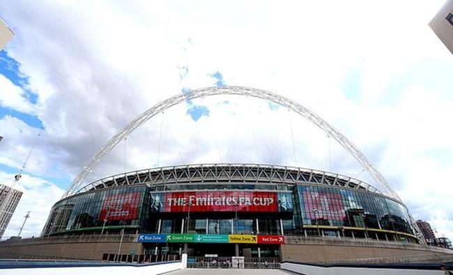 温布利预演欧洲杯 联赛杯决赛足总杯允许球迷入场