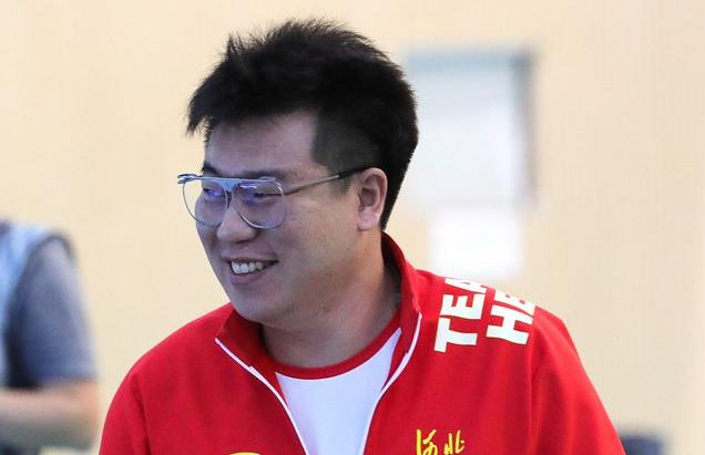 庞伟宣布自己在全运会后退役:年轻人该扛大旗了