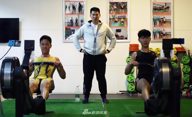 中国赛艇协会线上选才 百余运动员隔空对决