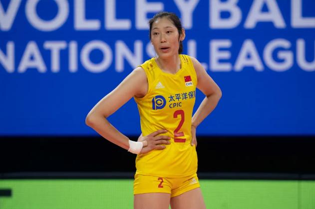 世联中国女排5胜5负排名第八 动态排名位居第三位