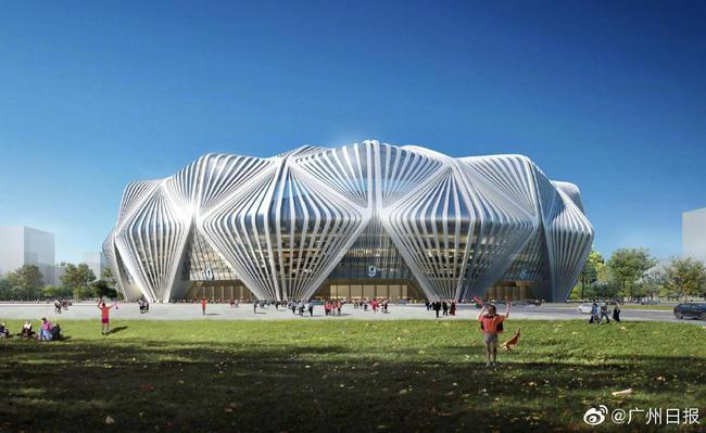 彭伟国赞恒大新球场:世界级!能促进中国足球提升