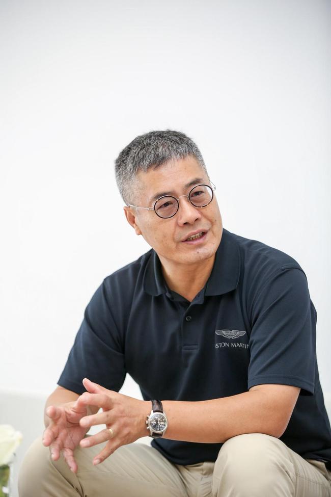 阿斯顿-马丁中国总裁彭明山