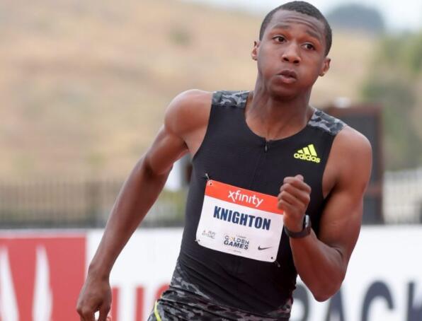 【博狗体育】短跑未来之神? 17岁少年今年连破博尔特俩大纪录