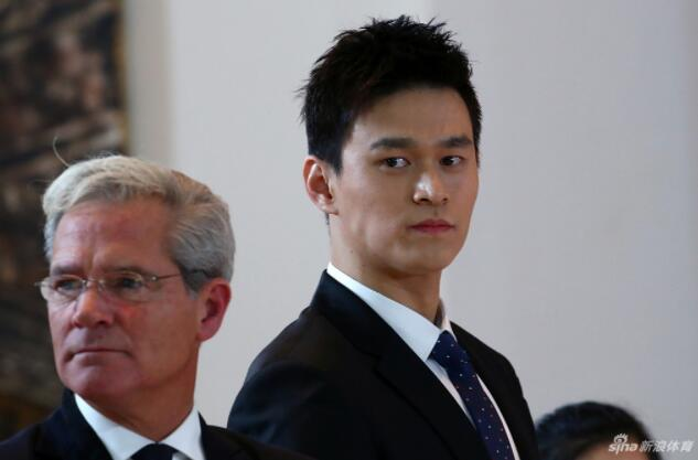 孙杨律师:孙杨没违反规则 没人体会他的无奈苦衷