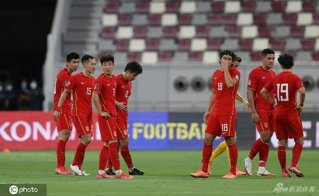 国足vs日本赔率:半场就丢球!0-2最被看好