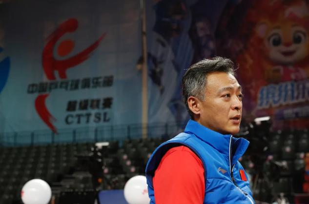 秦志戬讲述中国乒协的2020: 团结就像一家人!