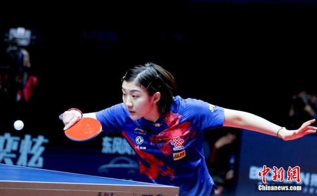 八个月后乒乓归来 中国尽显国球担当一切都值得