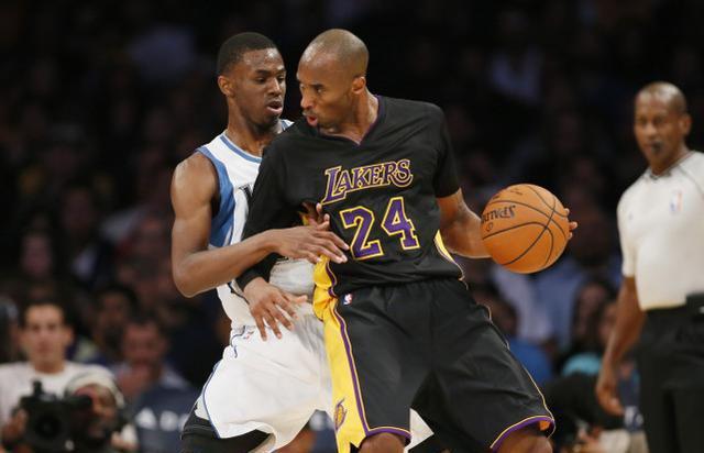 前NBA球员:乔丹詹姆斯很高效 科比会浪投