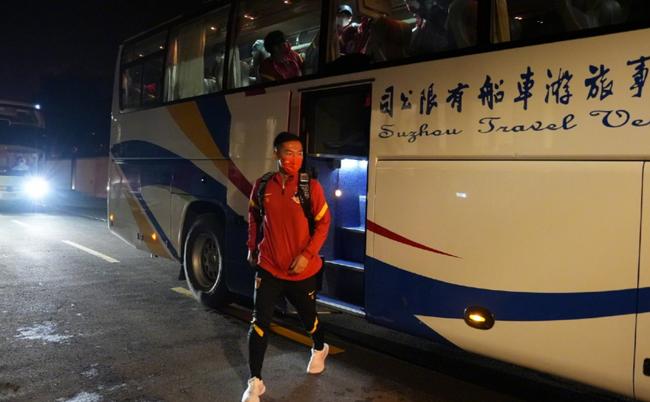 中国足协官员:国足安全回归不易 牺牲很多自由换来的!
