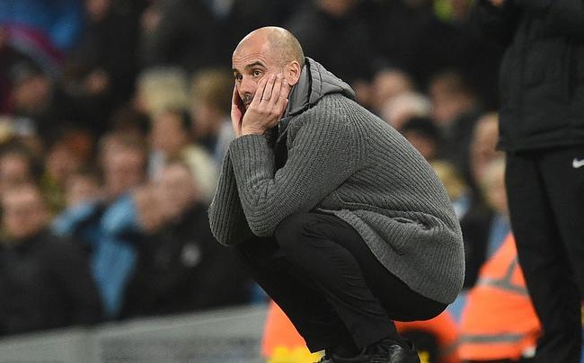 瓜帅:曼城差点落后利物浦10分 不夺冠也不遗憾