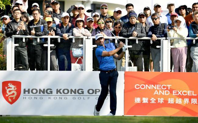 奥姆斯比再赢香港公开赛