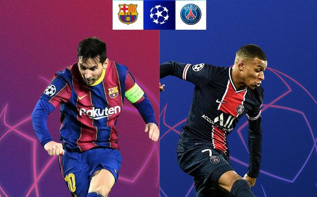欧冠两大逆转背景板碰面!巴萨巴黎谁会成新悲剧