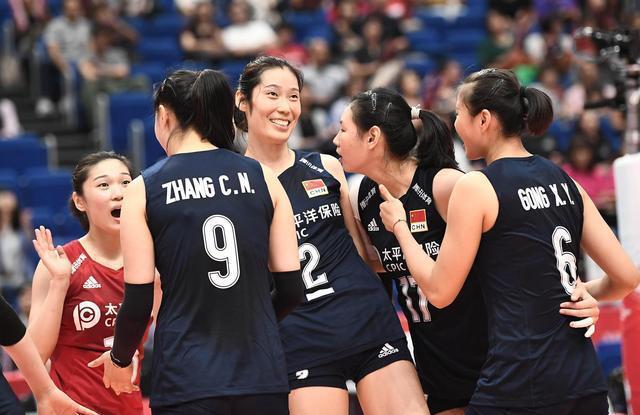 中国女排更新世界联赛19人名单 朱婷丁霞等在列