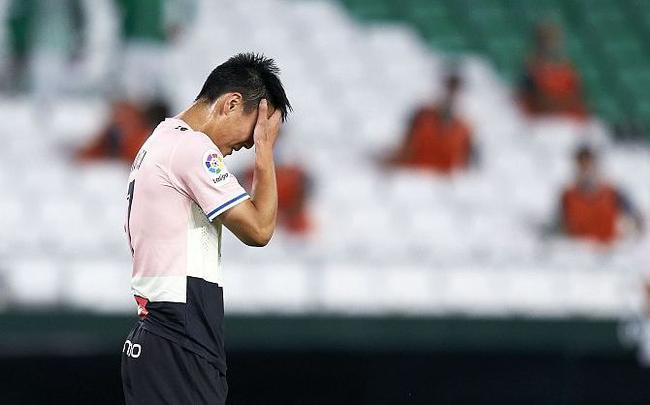 武磊错失必进球对手都不敢相信 西媒:对保级致命